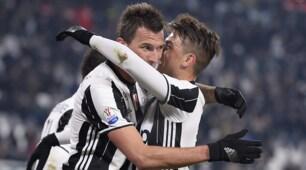 Coppa Italia: Juventus-Atalanta 3-2, vittoria con brivido