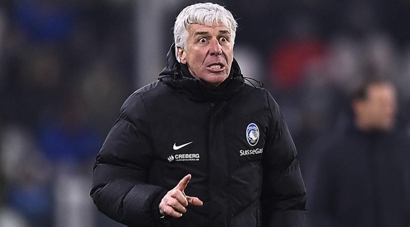 Atalanta, rabbia Gasperini: «Coppa Italia assurda, la gente non ha l'anello al naso»