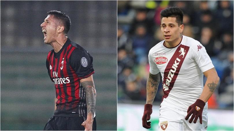 Coppa Italia, Milan-Torino: probabili formazioni e tempo reale dalle 21.00