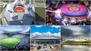 Ecco i 10 stadi futuristici che saranno realizzati nei prossimi 5 anni