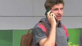 Muller ha scoperto un modo per evitare i giornalisti