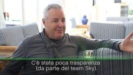 """Roche: """"TUE sono doping. Team SKY, poco trasparente"""""""