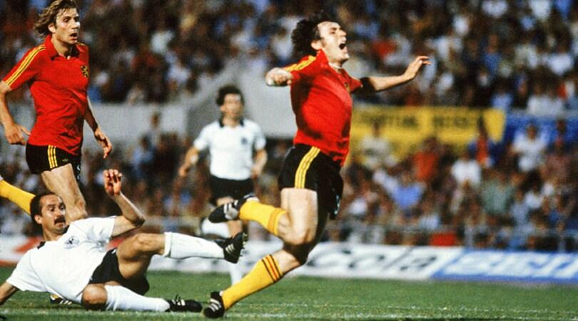 Lutto nel calcio belga: è morto Van der Elst