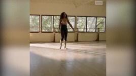 Serena Williams diventa...ballerina