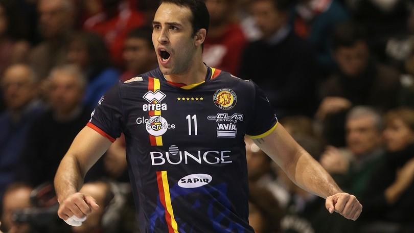 Volley: Superlega, Torres MVP di dicembre