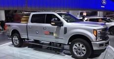 Ford al Salone di Detroit, tra SUV e guida autonoma