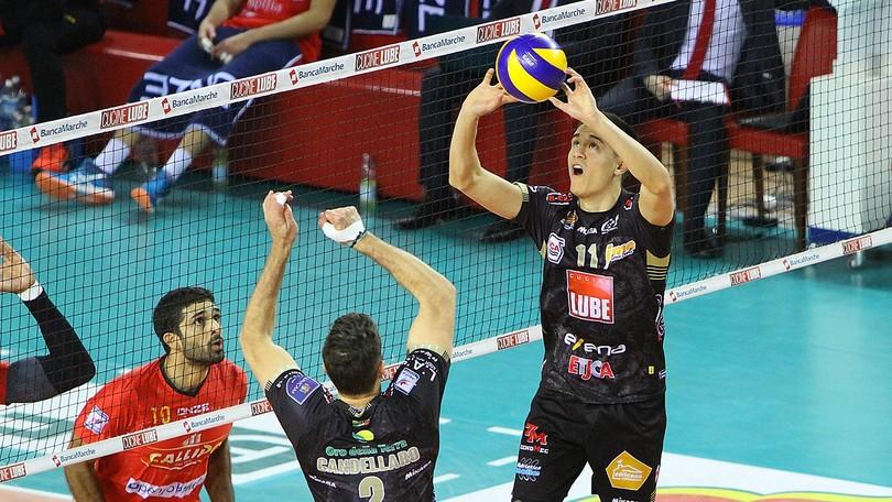 Volley: Coppa Italia, Civitanova è la quarta semifinalista