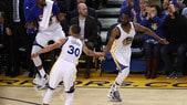 Basket NBA, stanotte rivincita Warriors-Cavs