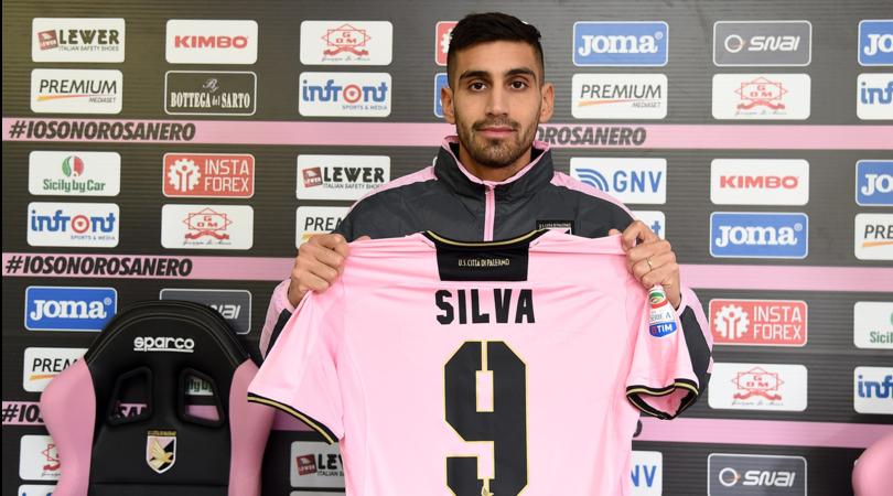 Calciomercato Palermo, rescissione consensuale con Silva