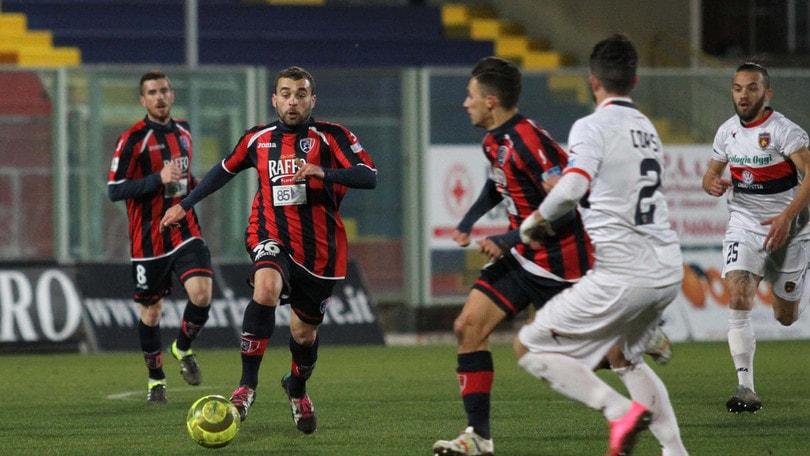 Taranto, Emmausso dal Genoa, Rescissione con Garcia