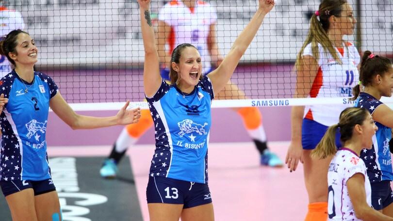 Volley: A1 Femminile, Firenze-Bergamo apre il girone di ritorno