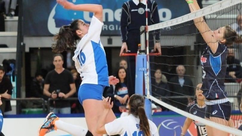 Volley: Qualificazioni Europee, per l'Under 18 esordio vincente