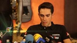 "Contador: ""Punto al Tour"""