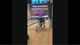 Vidal, che strike! Il cileno campione di bowling