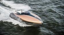 Lexus Sport Yacht concept, 900 cavalli per il mare