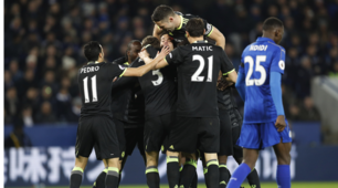 Leicester-Chelsea 0-3: Conte travolge Ranieri al King Power Stadium