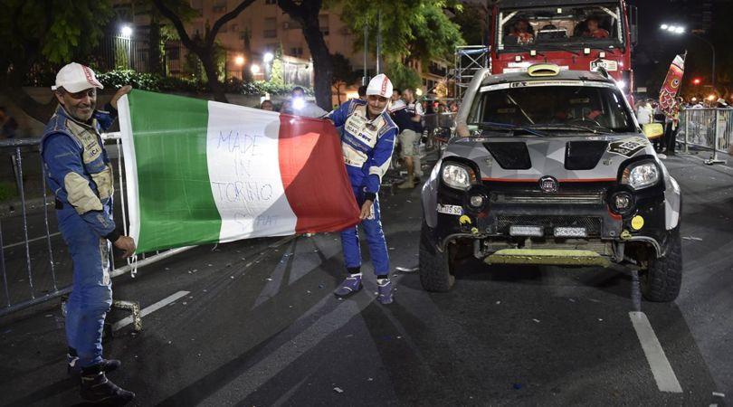 PanDakar, il pandino ce l'ha fatta, vincendo la sua Dakar