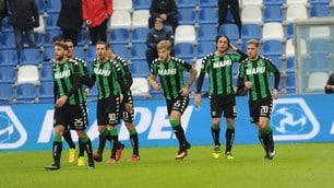 Sassuolo-Palermo 4-1: Matri e Berardi stendono gli avversari