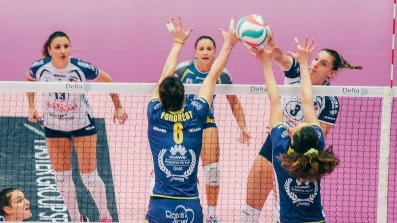 Volley: A2 Femminile, Filottrano non si ferma più