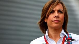 F1, Claire Williams: «Felici per Massa, Bottas ha una grande opportunità»
