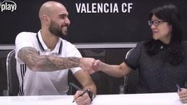 Valencia, ecco Zaza: il suo spagnolo è già un successo