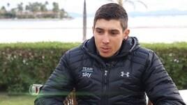 """Rosa: """"Non pronto per fare il capitano al Giro"""""""