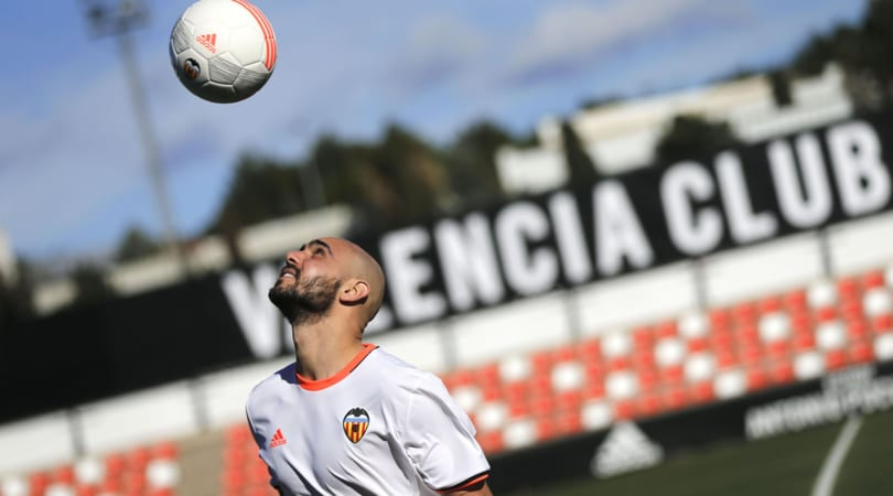 Valencia, Zaza si presenta: