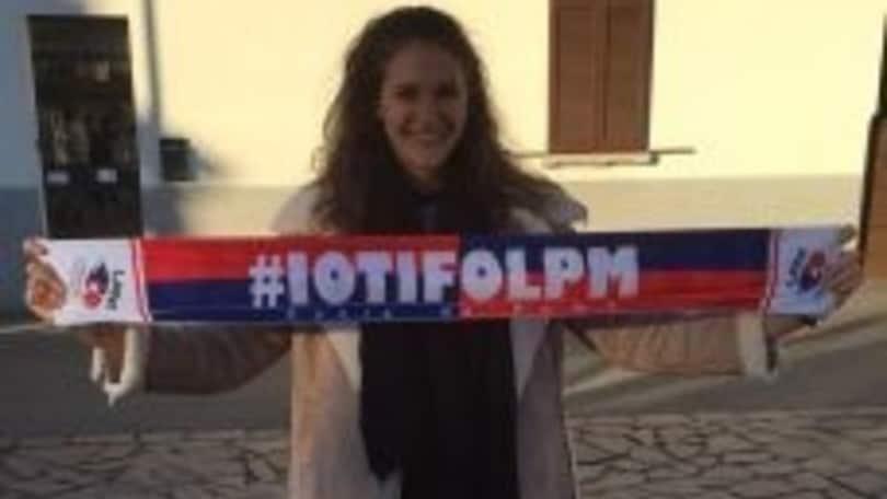 Volley: A2 Femminile, Sofia D'Odorico in prestito da Novara a Mondovì
