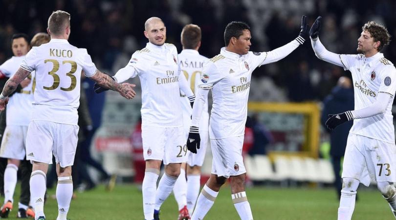 Corriere dello Sport-Stadio: Milan di ferro!