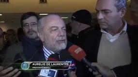 "De Laurentiis: ""Maradona ambasciatore del Napoli"""