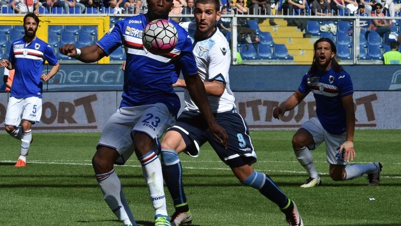 Ternana, arriva l'ex Lazio e Sampdoria Diakité