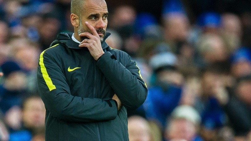 Premier League: Guardiola flop, crolla la quota sull'esonero
