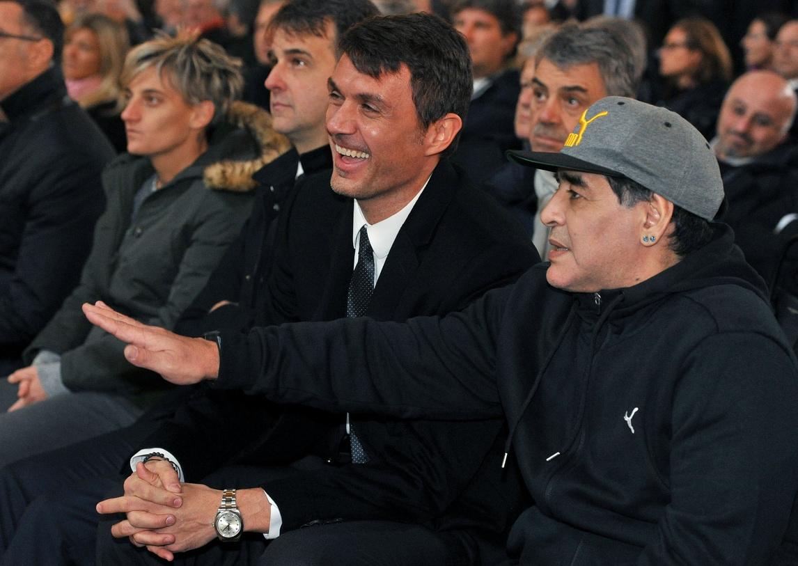 Maldini: «Milan? Io un'idea me la sono fatta…»