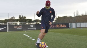 Florenzi, il rientro è vicino: primo allenamento con il pallone