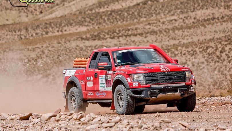 Impresa Tassi: finita la Dakar 2017