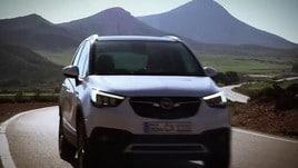 Opel Crossland X, il crossover metropolitano