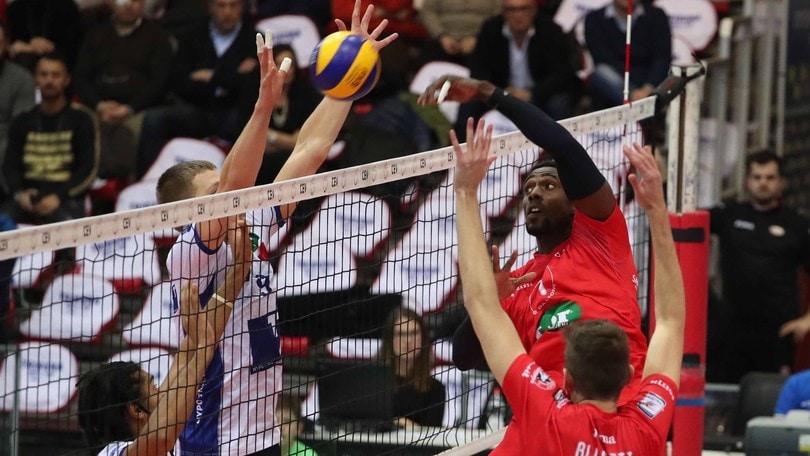 Volley: Coppa Cev,  Piacenza passa sul campo di Innsbruck