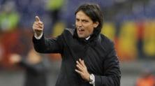 Inzaghi: «Lazio, che carattere: ora battiamo la Juve. Djordjevic? Forse resta»