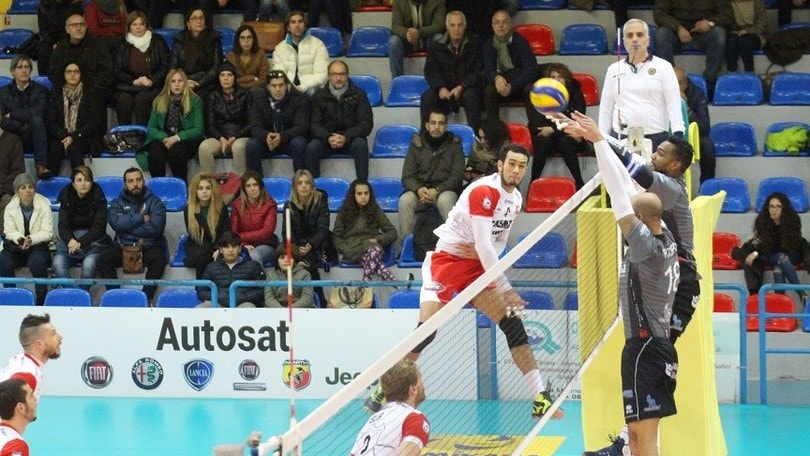 Volley: A2 Maschile Girone Bianco, Santa Croce fa la voce grossa