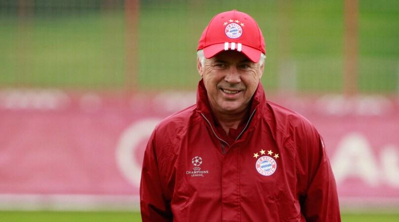 Il calciomercato secondo Ancelotti: «Verratti al Bayern? Impossibile, resterà al Psg»