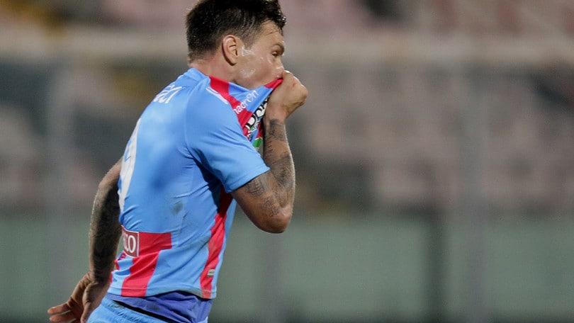Ancona, dal Catania ecco l'attaccante Paolucci