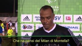 """Cafu: """"Milan, futuro eccellente"""""""