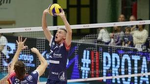 Volley: Superlega, l'anticipo del venerdì è Monza-Padova
