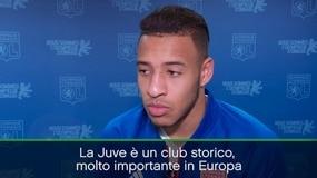 "Tolisso: ""Juve, sarebbe un onore"""