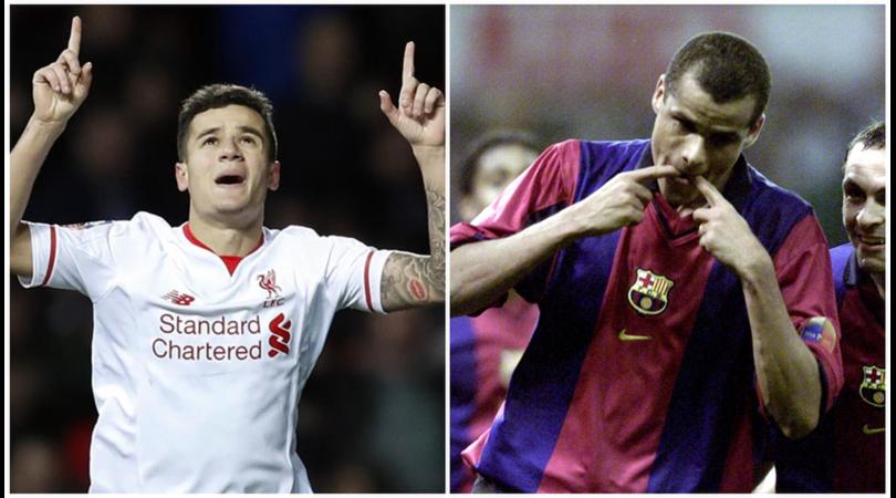 Rivaldo: «Coutinho un grande, andrà al Barcellona»