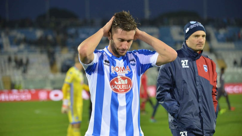 Pescara, Pettinari in prestito alla Ternana