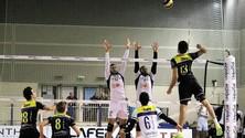 Volley: A2 Maschile Girone Blu Montecchio supera la Materdomini.it