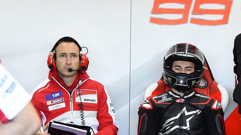 MotoGp, Lorenzo: «Penso solo a vincere il titolo»