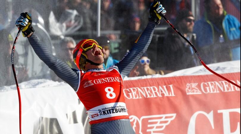 Sci, Coppa del Mondo: Italia sul podio con Innerhofer