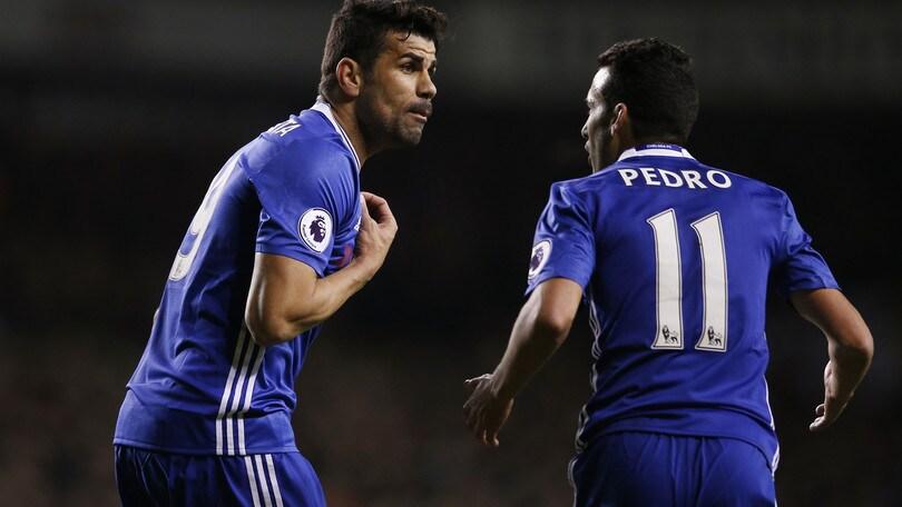 Chelsea, Conte su Diego Costa: